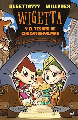 Wigetta y el tesoro de Chocatuspalmas (4You2)