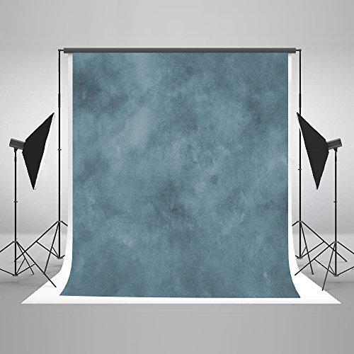 KateHome PHOTOSTUDIOS 2×3m Blu Fondale Fotografico retrò Sfondo Fotografico Microfiber Fondali Fotografici Professionali