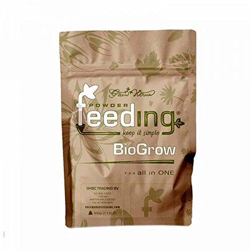 Additif minéral en poudre Green House Powder Feeding BioGrow (125g)