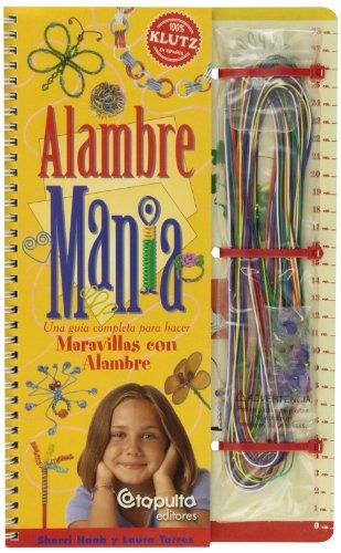 Alambre Manía (INFANTIL-JUVENIL)