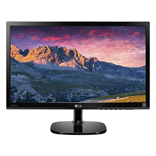 LG 22 inch Full HD, IPS Monitor with VGA, HDMI, Audio Out,...
