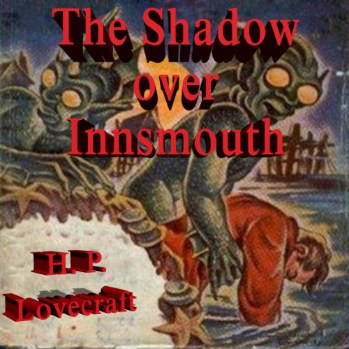 『The Shadow over Innsmouth』のカバーアート