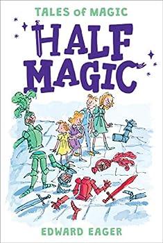 Best half magic book Reviews