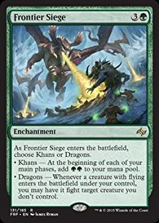 Magic: the Gathering - Frontier Siege (131/185) - Fate Reforged - Foil