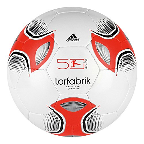 adidas Fußball Torfabrik 2012 Junior 290, white/infrared, W44088