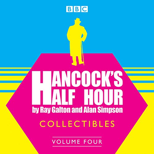 Hancock's Half Hour Collectibles: Volume 4 cover art