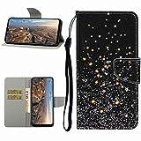 Miagon Hülle für Samsung Galaxy Note 20 Ultra,Handyhülle PU Leder Brieftasche Schutz Flip Case...