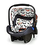 Cosatto Port Carseat (Giggle 3/4) Charcoal Mister Fox