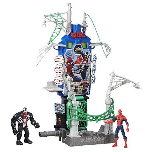 Marvel Spiderman - B7198 - Duel A Web City