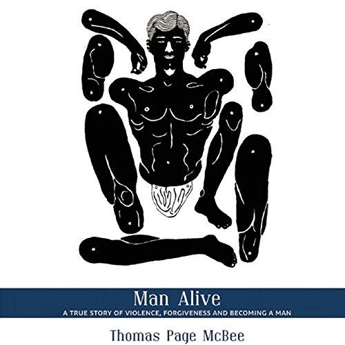 Man Alive audiobook cover art