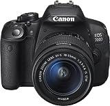 Canon EOS 650 D Travel Blogger Camera