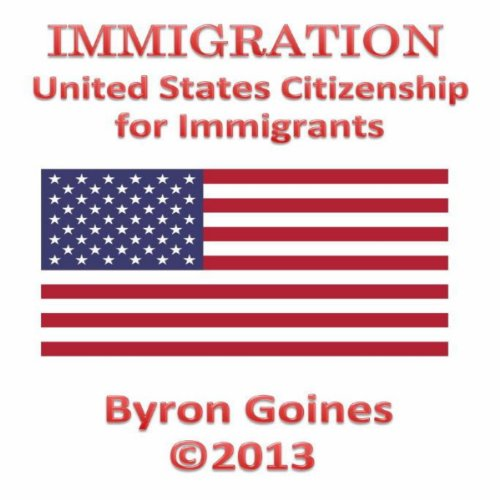 IMMIGRATION audiobook cover art