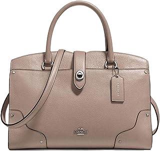 Coach Bag For Women,Beige - Satchels Bags
