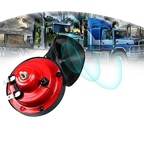 Bocina de coche de 12 V 110 dB, bocina de coche impermeable,...