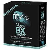 Tahe Magic Bx Liso-Confort Pack Champú Eliminador de Residuos +Tratamiento de Alisado Capilar con Ácido Hialurónico y Aceite de Camelia