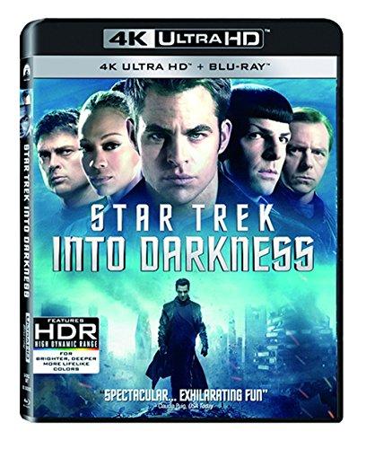 Star Trek Into Darkness (4K Ultra Hd + Blu-Ray Disc)