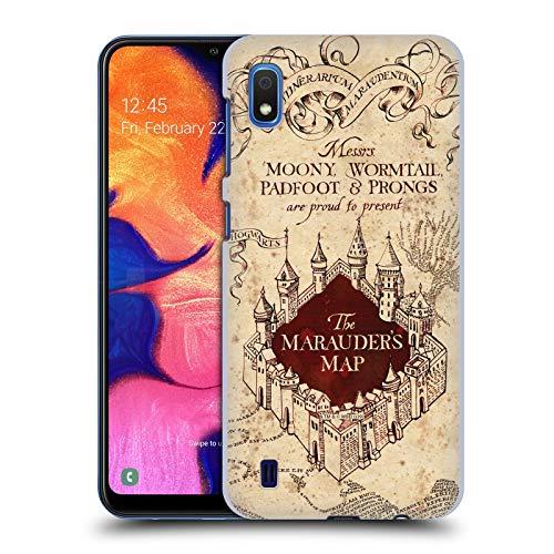 Head Case Designs Licenza Ufficiale Harry Potter The Marauder's Map Prisoner of Azkaban II Cover Dura per Parte Posteriore Compatibile con Samsung Galaxy A10 (2019)