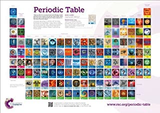 By Murray Robertson The Royal Society of Chemistry Periodic Table Wallchart: 2012 Edition (Revised)