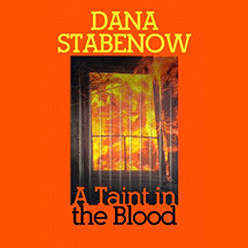 Couverture de A Taint in the Blood