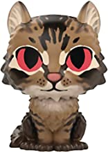 Funko Mrs. Norris: Harry Potter x Mystery Minis Mini Vinyl Figure & 1 PET Plastic Graphical Protector Bundle [31021]