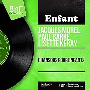 Chansons pour enfants (feat. Charles Leval et son orchestre) [Mono version]