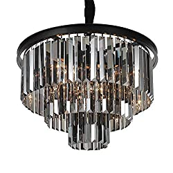 Retro 3-Tier Ceiling Lighting Fixture
