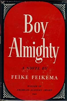 Hardcover Boy Almighty Book