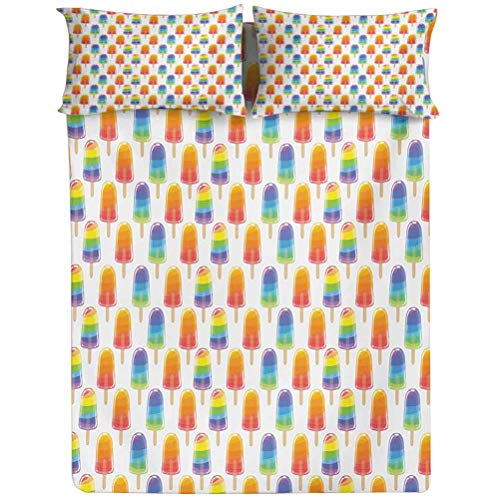 Ice Cream Fitted Sheet