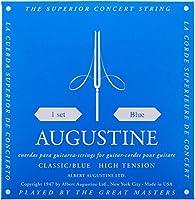 CUERDA SUELTA GUITARRA CLASICA - Augustine (Azul) Fuerte (Minimo 12 Cuerdas) 3ェ