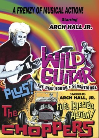 Wild Guitar / The Choppers [DVD]