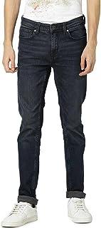 Celio Mens Slim fit Jeans, Blue (Blue Black Blue Black), W30 (Manufacturer Size: 40)