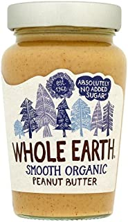 whole earth organic peanut butter ingredients