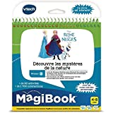 VTECH- MAGIBOOK-LA Reina de las Nieves -DECOUVRE Les MYSTERES DE LA Nature Libro EDUCATIVS, 80-462105, multicolor