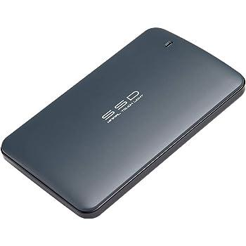 Logitec 小型 軽量 ポータブルSSD (960GB, スタンダード)