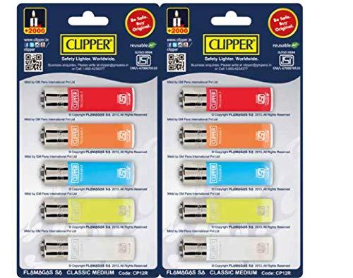 Clipper PC Classic Pocket Lighter (CP-12, Medium)