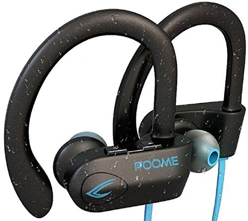 POOME Bluetooth Waterproof Earbuds