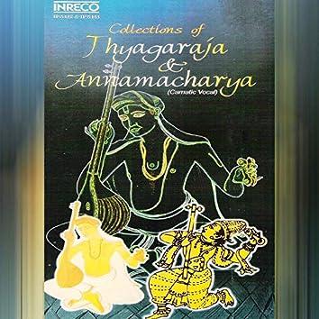 Collections Of Thyagaraja and Purandaradasa