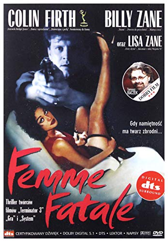 Femme Fatale [DVD] [Region 2] (IMPORT) (Keine deutsche Version)