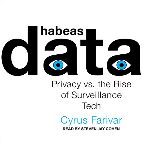 Habeas Data audiobook cover art
