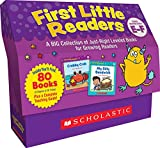 Best E Readers - Scholastic First Little Readers, Set of 80, Level Review