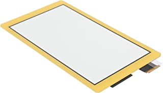 Ersättningsskärm För Pekskärm Glas Kompatibel Med Reservdelar För Switch Lite-konsol(Yellow)