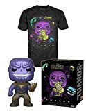 Funko Avengers Infinity War Pop! & tee Box Thanos Size L Marvel Shirts