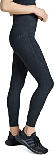 Rockwear Activewear Women's Shadow Fl Striped Elastic Tight from Size 4-18 for Full Length Ultra High Bottoms Leggings + Y...