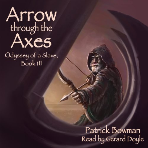 Arrow Through the Axes audiobook cover art