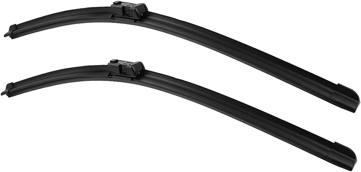 X AUTOHAUX Front Windshield Wiper Year-end annual account Blades - 22