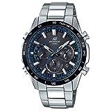 [カシオ] 腕時計 エディフィス 電波ソーラー EQW-T650DB-1AJF メンズ シルバー