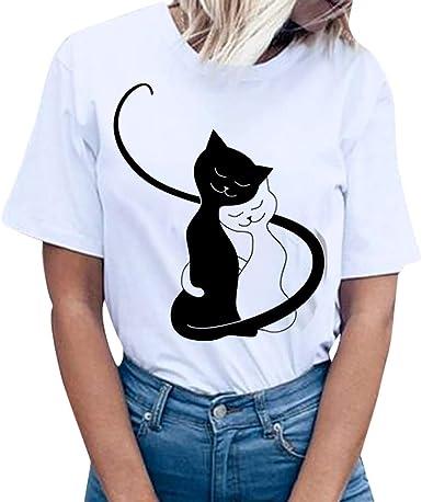 tee shirt avec chat plage été
