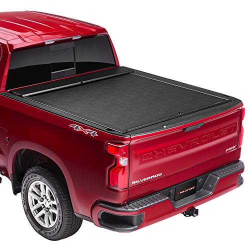 Roll N Lock M-Series Retractable Truck Bed Tonneau Cover | LG221M | Fits 2014 - 2018, 19 Ltd./Lgcy. GM/Chevy Silverado/Sierra 6' 7' Bed (78.8')