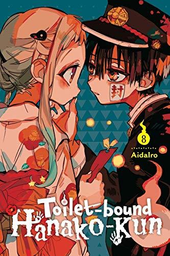 Toilet-bound Hanako-kun Vol. 8 (English Edition)