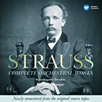 R. Strauss: Orchestral Works by Rudolf Kempe (2014-01-14)